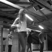 Horsens Salsa classes black & white