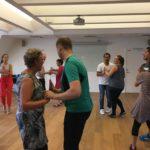 Salsa Viborg - IntAdv 6 classes Spring 2015
