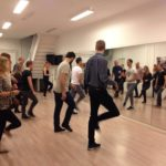 Salsa classes 5th of February 16