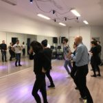 Salsa Int/Adv warm up Friday 3rd February 17