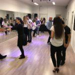 Salsa Int/Adv Friday 3rd February 17