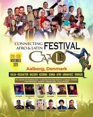 Connecting Afro&Latin Festival 2020